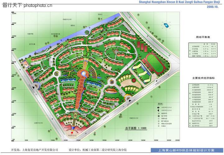 黄山新村,国内建筑设计案例,黄山新村0002