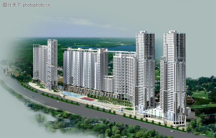 龙粤广场,国内建筑设计案例,龙粤广场0002