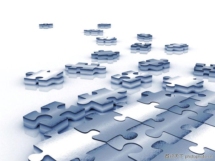 概念拼图,创意概念,概念拼图0058