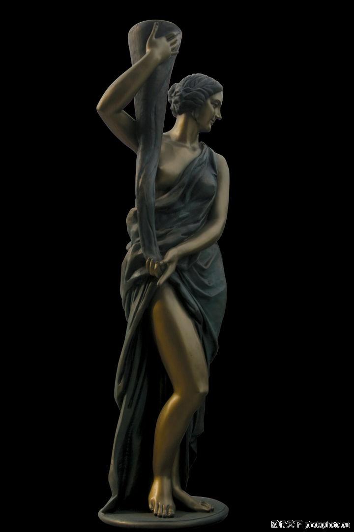 欧洲雕塑,房地产分层,欧式铜雕,欧洲雕塑0165
