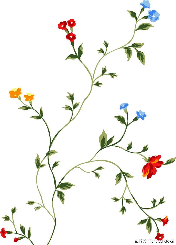 典雅花纹,精品花纹边框模板,典雅花纹0018