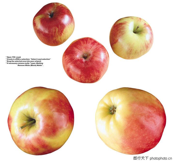彩铅素描水果步骤