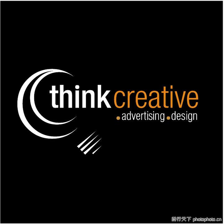 全球广告设计公司矢量标志1211