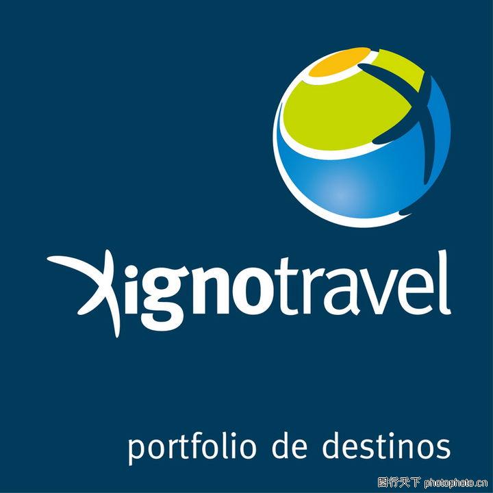 全球旅游业相关矢量logo0588