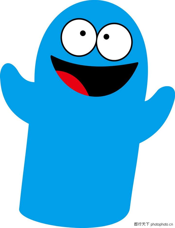 蓝色笑脸图片卡通图片 笑脸图片,笑脸图片大全图片