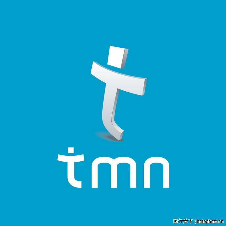 全球通讯手机电话电信矢量logo,logo专辑,全球通讯手机电话电信矢量
