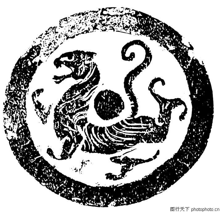 秦汉时代,中国古图案,秦汉时代0115