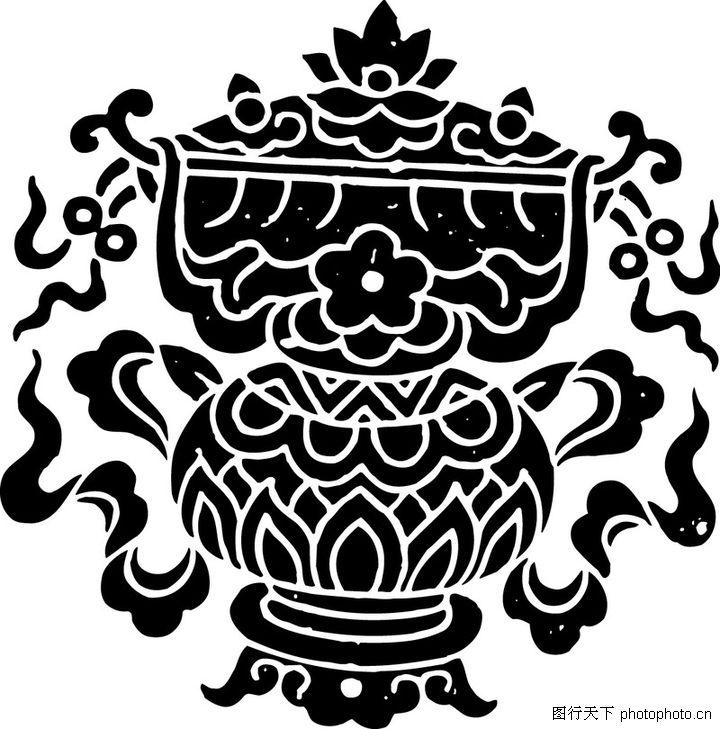 清代,中国古图案,清代2720