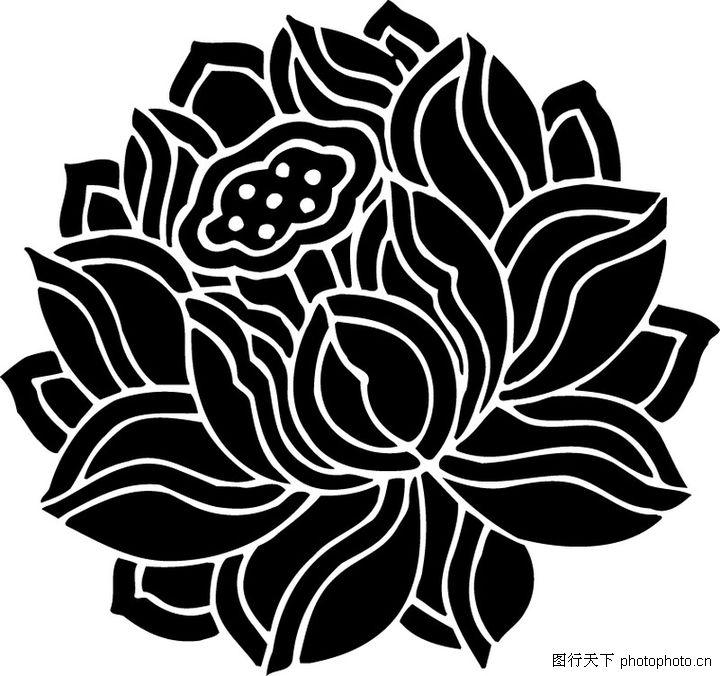 清代,中国古图案,清代2727