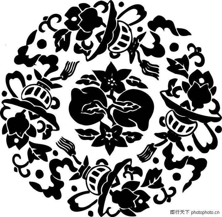 清代,中国古图案,清代2739