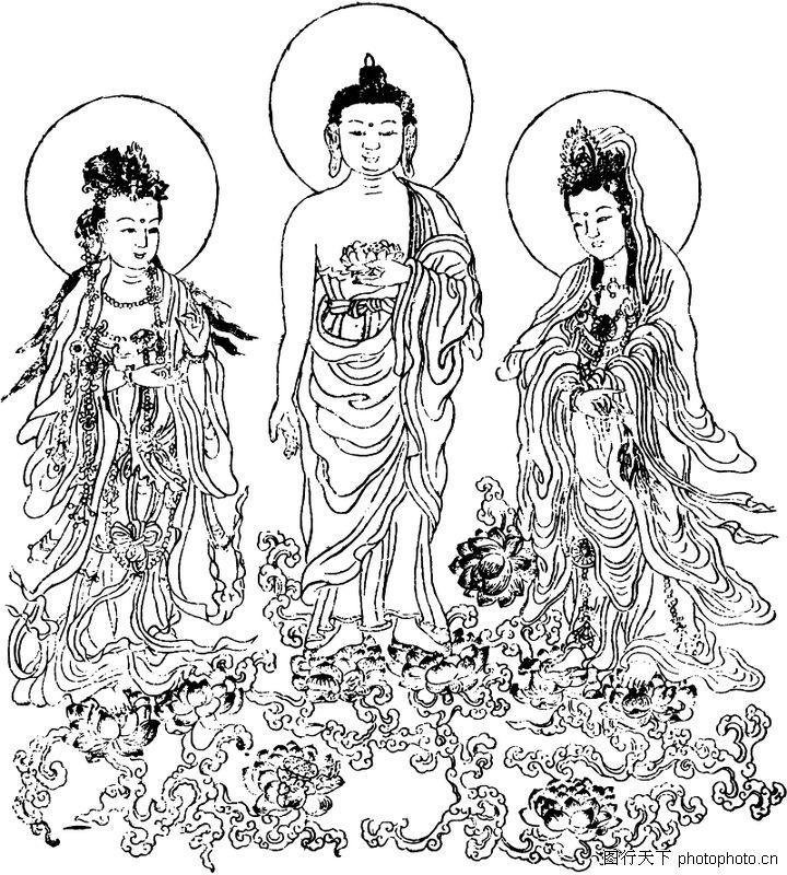 宗教,古板画,宗教0213