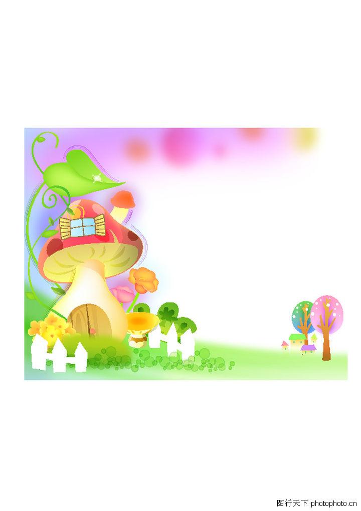 甜品美食简笔画展示