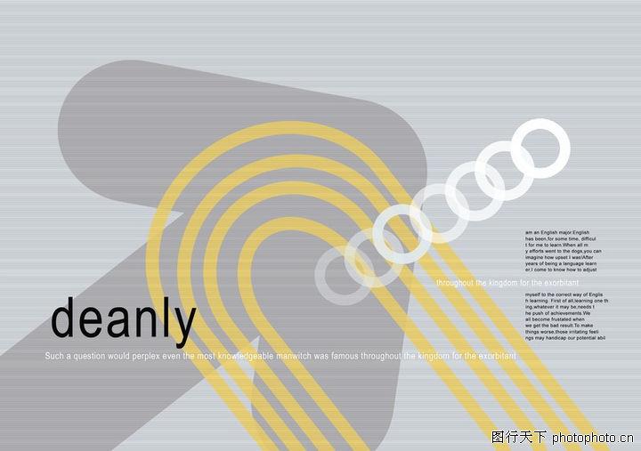 商务,版式设计,底色 英文 箭头,商务0093