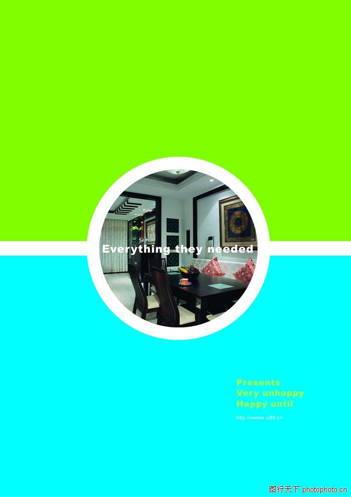 建筑风景,版式设计,家具 家居 餐厅,建筑风景0028
