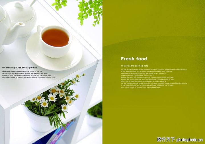 版式设计,咖啡 茶壶
