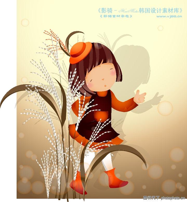 可爱小女孩0120