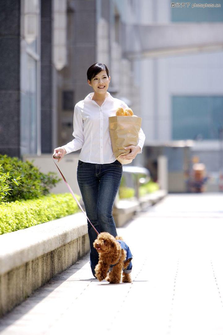 女性宠物,生活方式,女性宠物0090