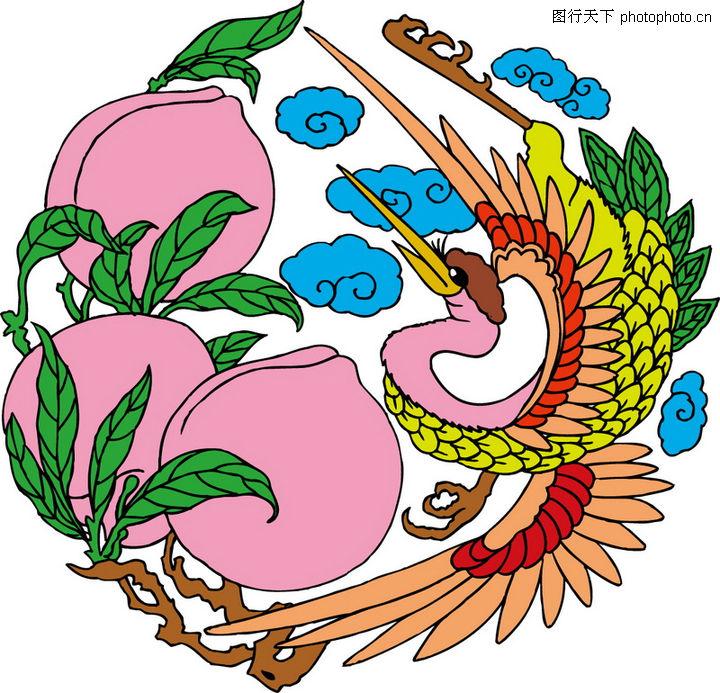 吉祥图案,中国传统人文