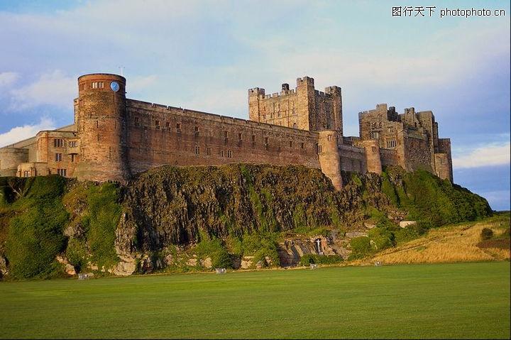 名座古城堡 建筑室内空间 古代 国防 工事