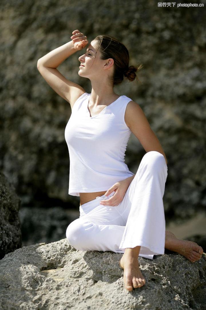 瑜伽健身 运动休闲
