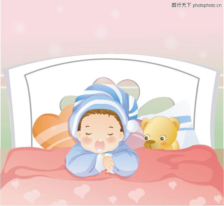 儿童,日韩盛典,童床 婴儿