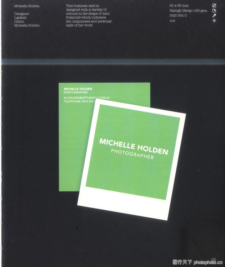 商业名片创意设计,2008全球广告年鉴,商业名片,商业名片创意设计0087