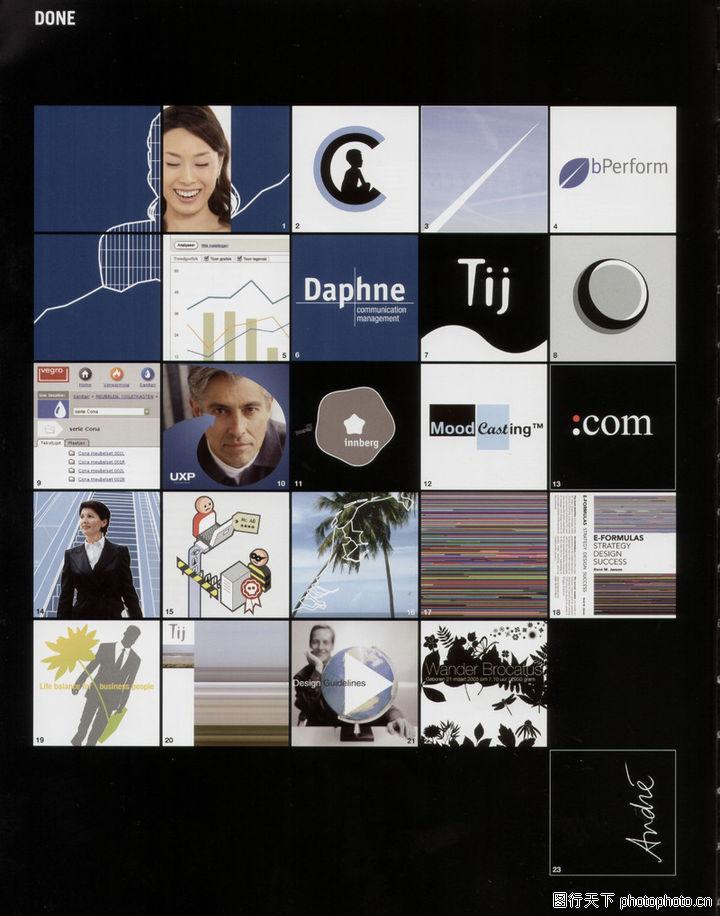 荷兰设计年鉴,2008全球广告年鉴,荷兰设计年鉴0007