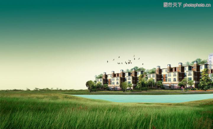 房地产0250-房地产图-包装前沿别墅设计图库-呼伦贝尔出售封面图片