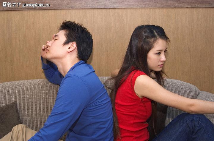 夫妻之间吵架没感情了
