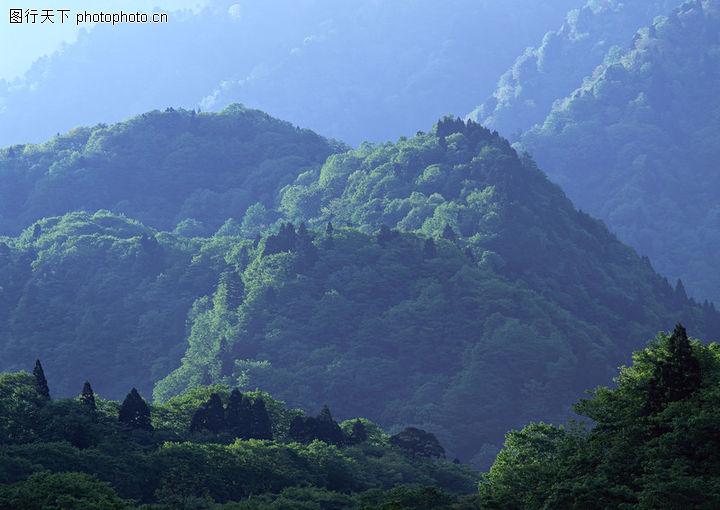 高山流水,自然风景,崇山峻岭 茂密 茂盛,高山流水0175