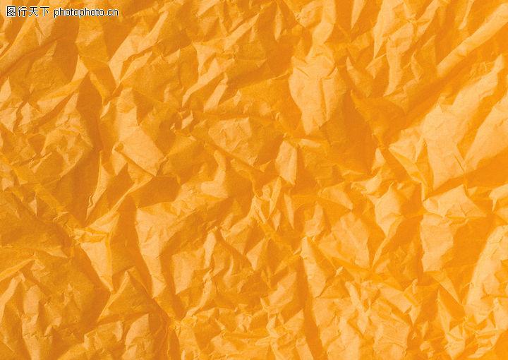 纸布木纹,底纹背景,橘黄纸斑,纸布木纹0035