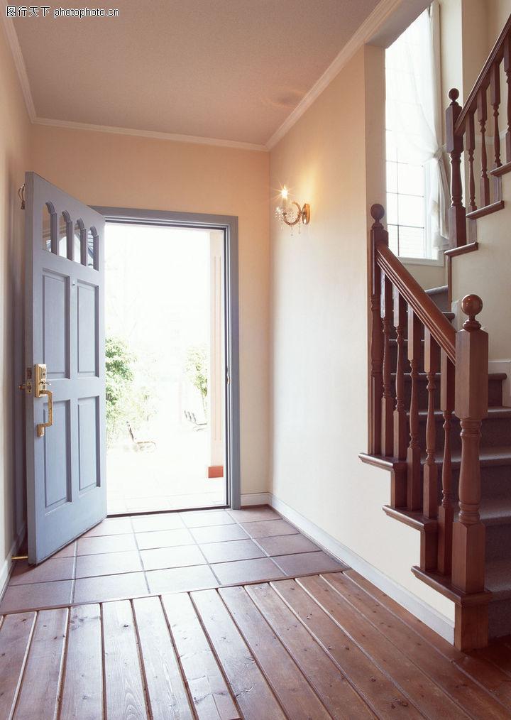 室内装潢,建筑空间,大门