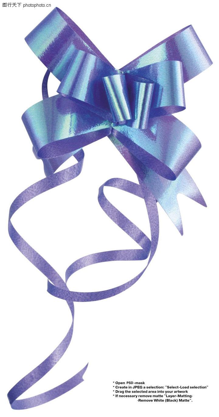 礼品装饰,装饰礼品,丝带 丝丝 蝴蝶结,礼品装饰0041