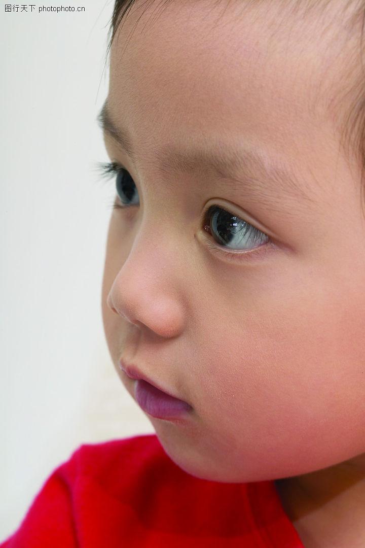 小孩简笔画侧脸