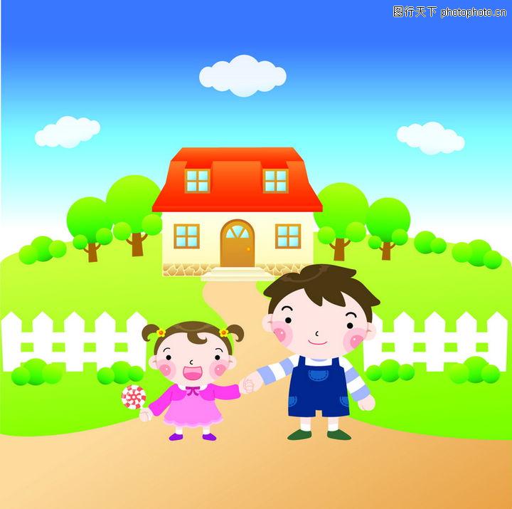 梦想儿童,儿童,美丽家园 牵手 哥哥妹妹,梦想儿童0033
