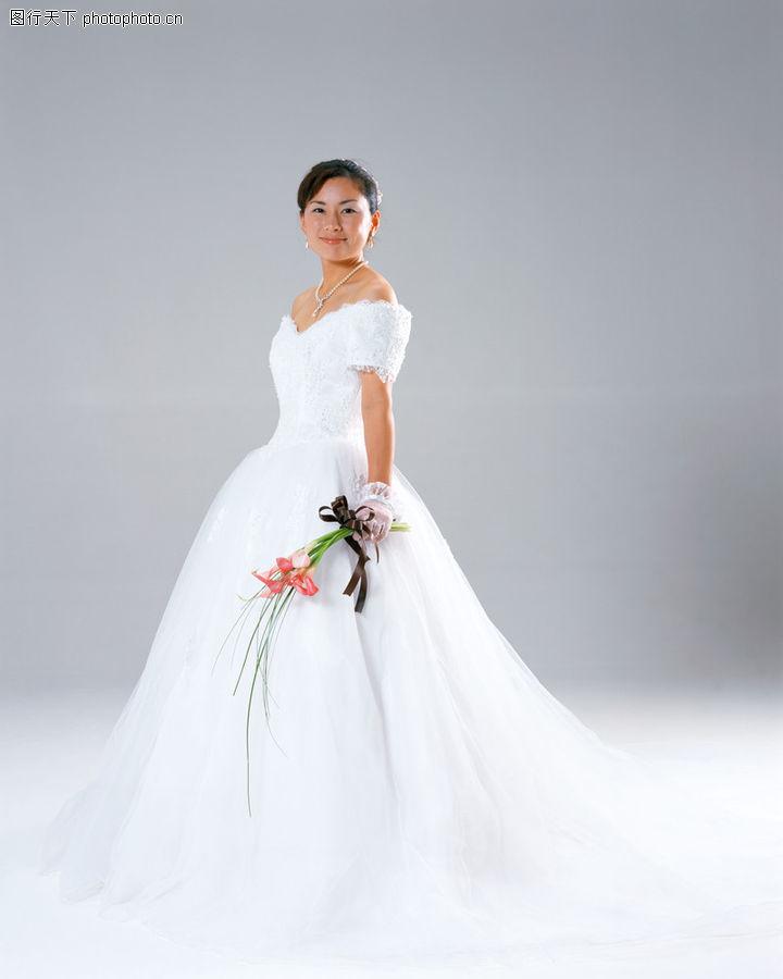 美丽新娘0003 美丽新娘图 婚庆节日图库