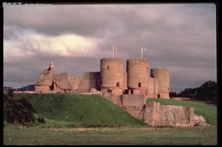 名座古城堡 建筑与室内空间