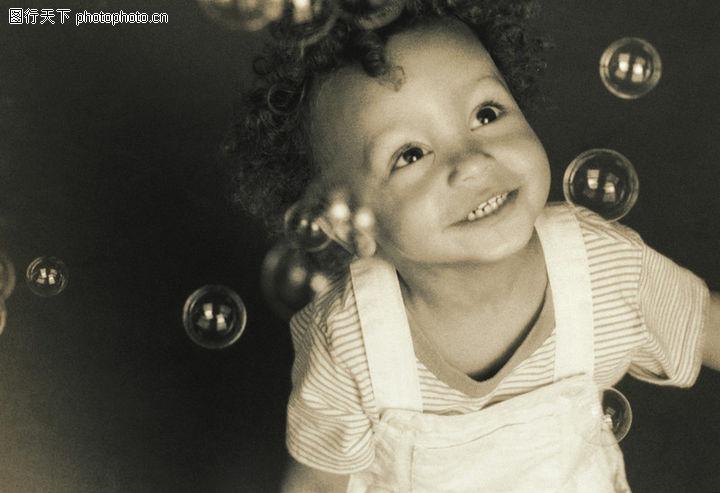 328610754_... 表情,表情,开心儿童 肥皂泡 飞扬的泡泡,感情与表情