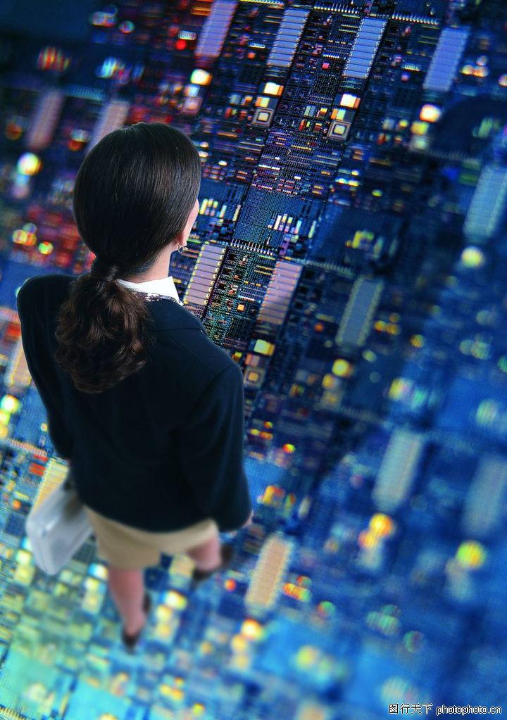 飞跃数码,科技,电路板,飞跃数码0044