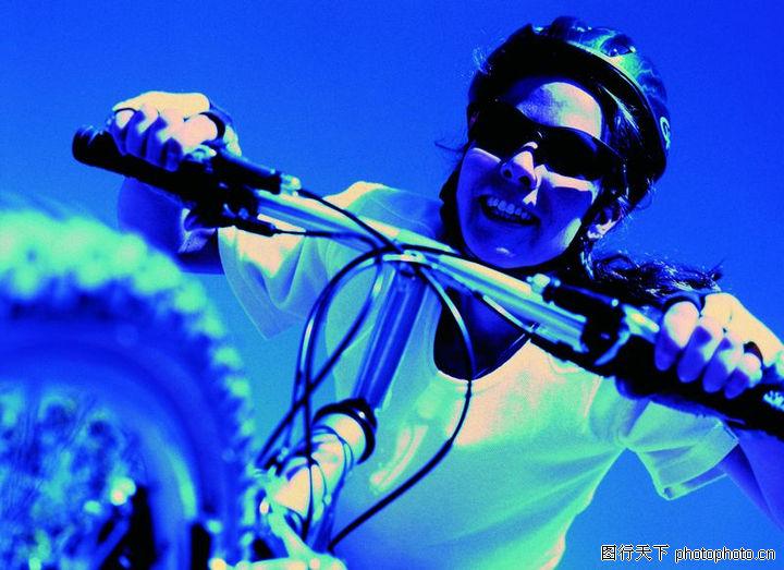 户外运动,运动,自行车手,户外运动0069