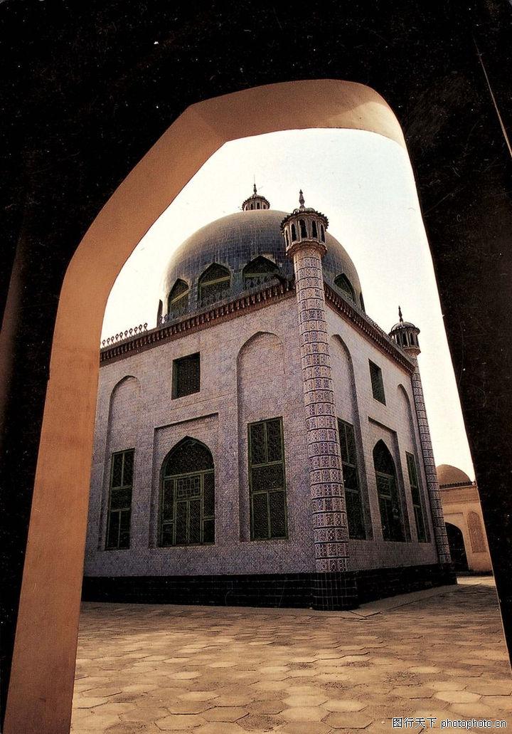 新疆塔城建筑风格