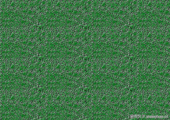 欧式绿色布纹贴图