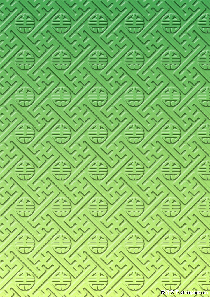 绿色布纹贴图素材