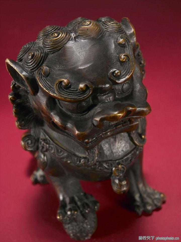 青铜器,中国传统,面孔 青铜器,青铜器0183