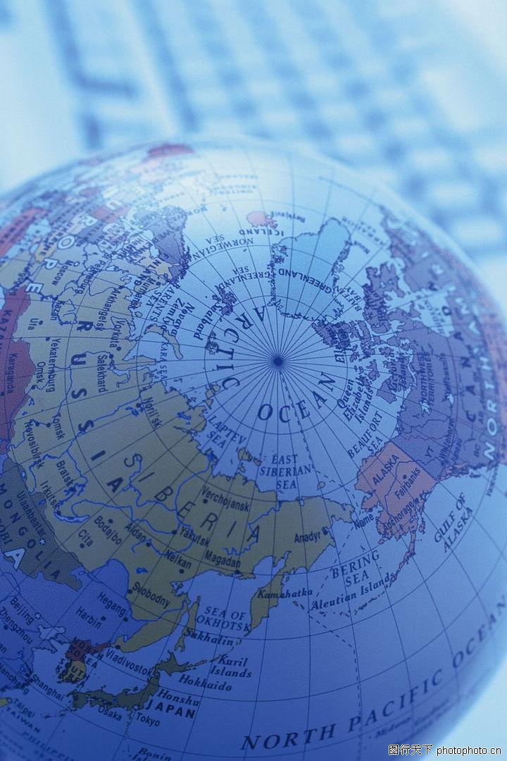 商业科技,商业,地球仪特写,商业科技0064
