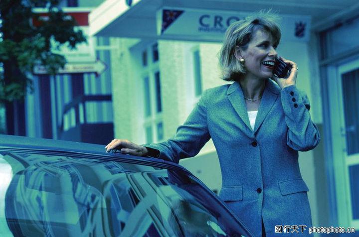 生意个性,商业,手搭在车顶,生意个性0047