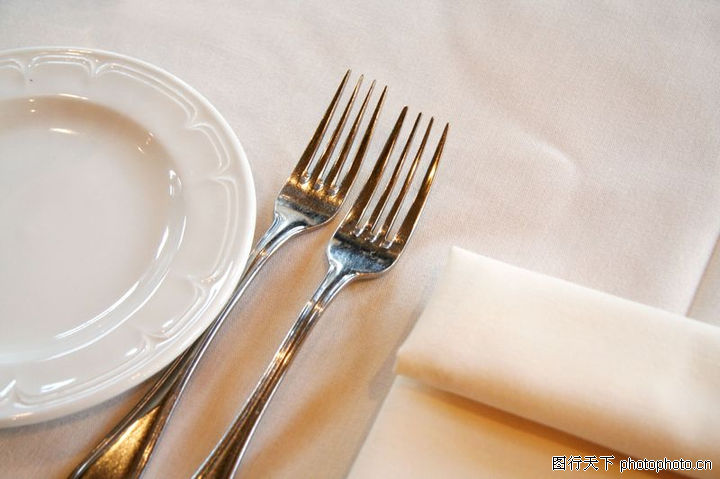西式餐具,静物,西式餐具0060