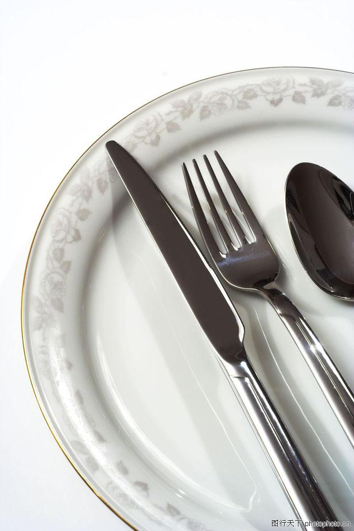西式餐具,静物,西式餐具0064