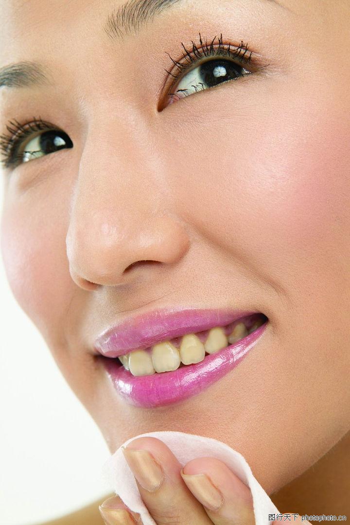美容化妆,人物,姣好面容,美容化妆0075