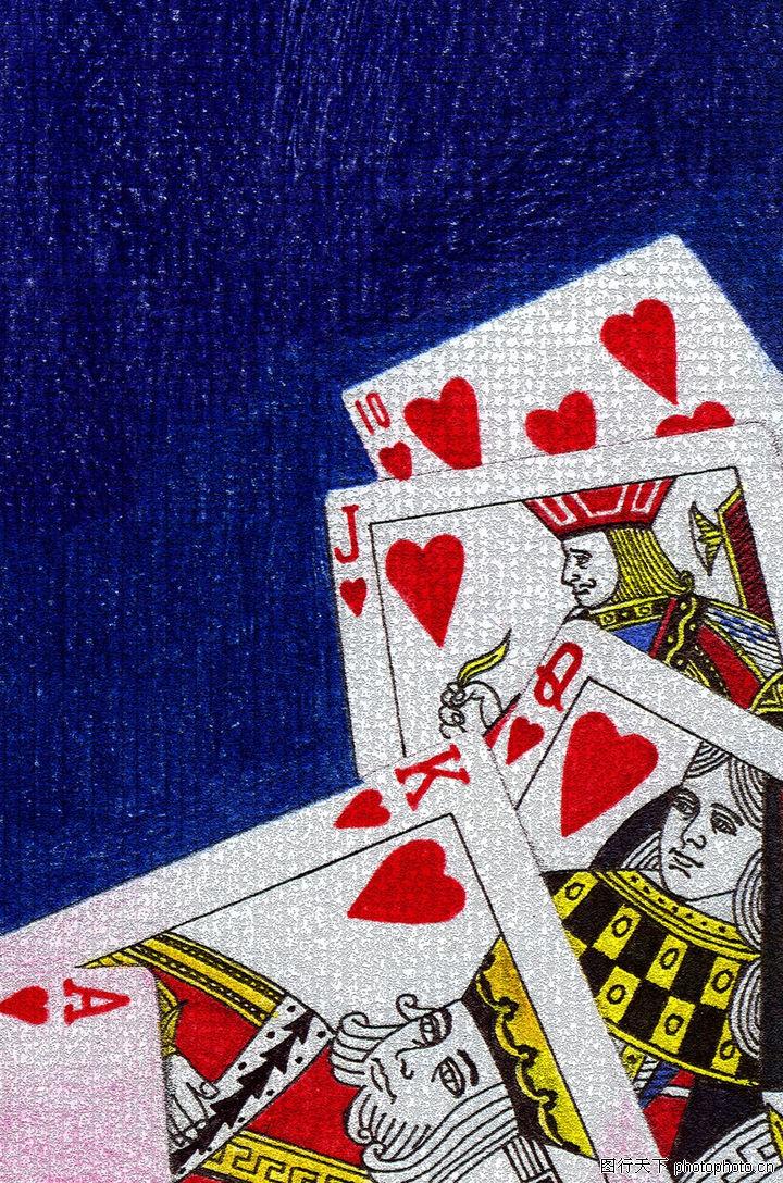 扑克寓意0001-寓意图库图-科技漫画-几张漫画搞笑漫画和日迅雷下载图片